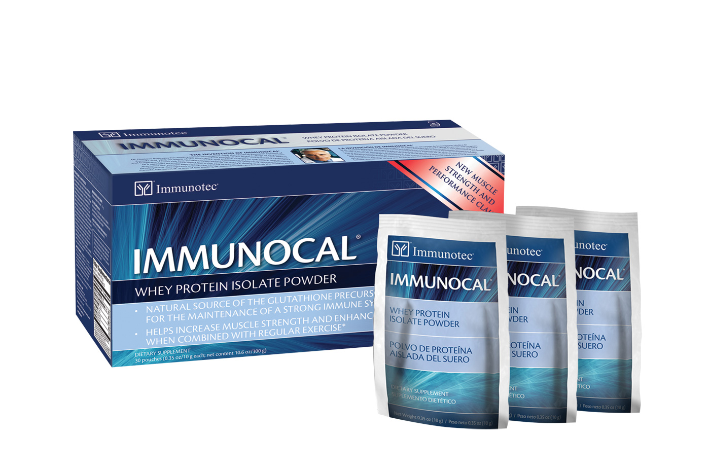 Immunocal, healthy life, optimizing immune system